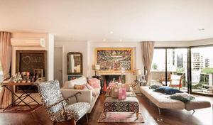 Apartamento maravilhoso/ 4 suítes/itaim