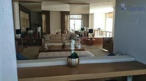 Apartamento residencial para locação, brooklin paulista,