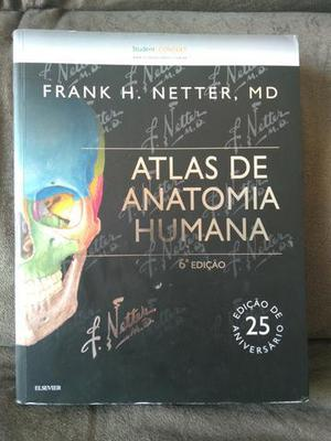 5e18f60d4 Atlas anatomia humana edicao 【 ANÚNCIO Julho 】 | Clasf