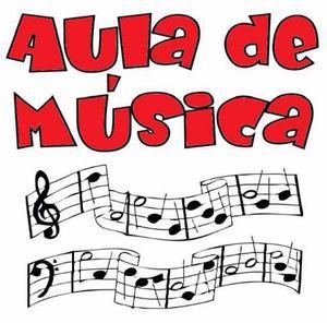 Aulas particulares de música