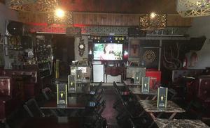 Bar e restaurante reformado com ou sem equipamentos