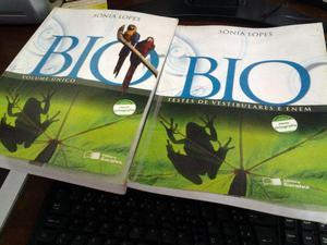 Bio volume único (ensino médio) em bom estado