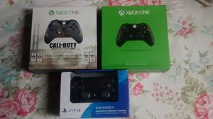 Controle ps4 xbox one