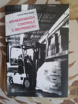 Curso de logística livro - armazenagem, controle e