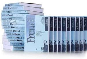 Freud - coleção completa - edição standard - excelente