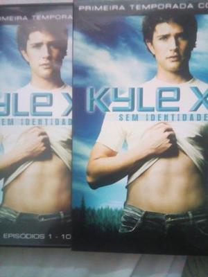 Kyle xy primeira temporada completa