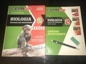 Livro biologia dos organismos