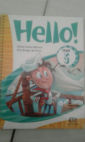 Livro hello stage 5