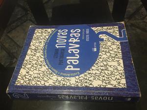 Livro língua portuguesa novas palavras