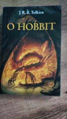 f49b33fd2 Livro o hobbit- j.r.r tolkien em São Paulo   ANÚNCIO Março ...