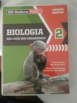 Livro biologia editora moderna