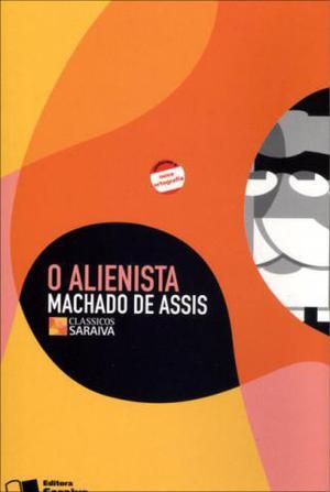 Livro em ótimo estado o alienista coleção clássicos