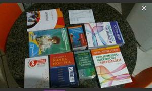 Livros para estudantes de enfermagem (mundial editora)