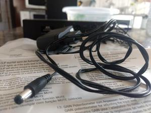 Microfone sem fio headset akg sr45