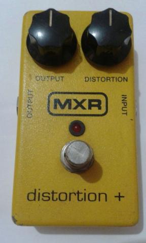 Pedal mxr distortion plus