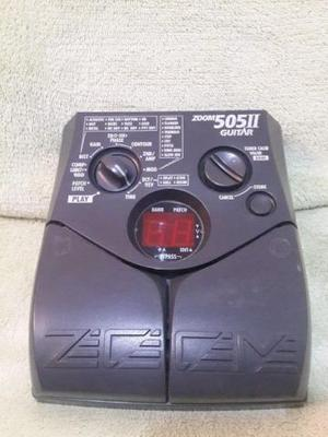 Pedaleira zoom 505 ii (sem fonte)