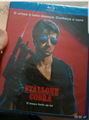 Stallone - cobra - bluray