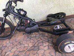 Trike drift motorizado 100cc top