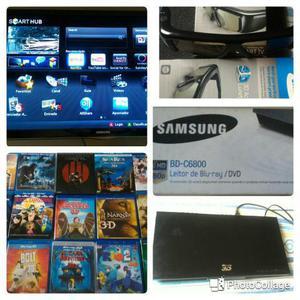 Vendo. tv smart 3d samsung 40 polegadas