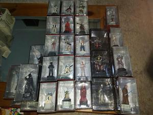 Vendo uma coleção completa star wars novo