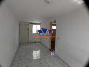 Apartamento grande com 56 m²