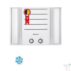 Ar condicionado janela springer duo mecânico 7500 btus frio