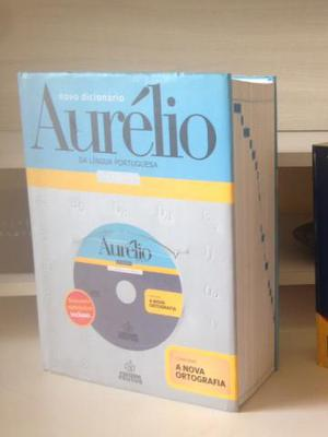 Aurelio lingua portuguesa 4a edicao | nova ortografia |