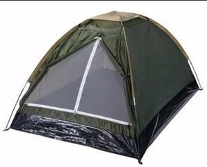 Barraca de camping 4 lugares