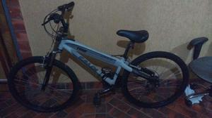 Bicicleta caloi trs aro 26 usada