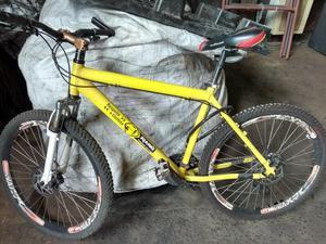 Bike aro 26 alumínio pra quem quer ir longe