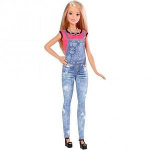 Boneca barbie estilo emoticon mattel com acessórios