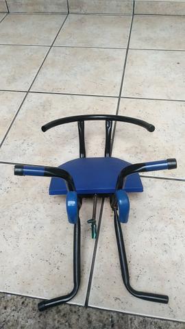 Cadeirinha p/ bicicleta