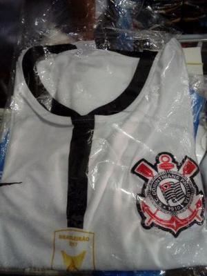 67ff3e0fdc1f8 Camisa corinthians p m g gg mega promoção frete gratis em Cuiabá ...