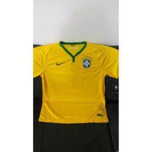 Camisa nike seleção brasileira oficial nova g em São Paulo ... e244ea5505721