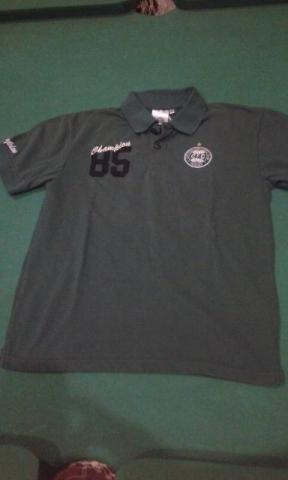 74ced85116 Camisa gola polo coritiba tamanho 14 infantil