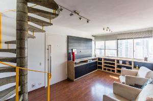 Cobertura duplex 118m² em higienópolis