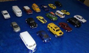 Coleção de carros - miniaturas do jornal extra