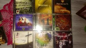 Diante do trono - 9 cds originais