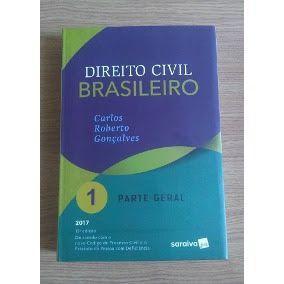 Direito civil parte geral vol 1