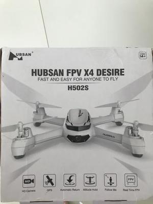 Drone hubsan x4 h502s fpv