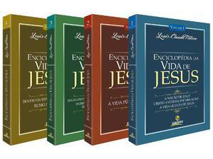 Enciclopedia da vida de jesus novo e lacrado