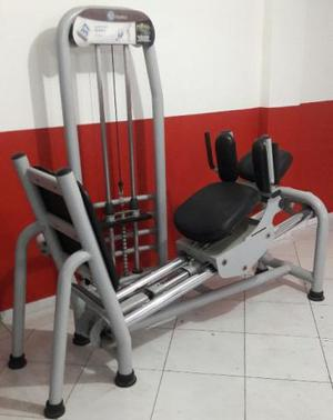 Leg press horizontal deitado máquina biotech