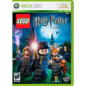 Lego harry potter xbox 360 perfeito estado