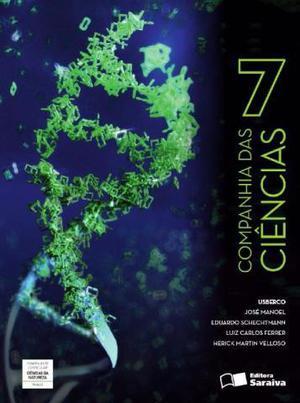 02ac146e2 Livro de ciências 7º ano companhia das ciências