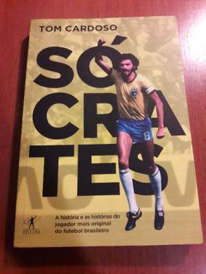 Livro sócrates - o jogador mais original do futebol