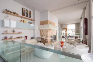 Loft único com 187 m², no bairro jardins