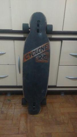 Longboard cyclone speed