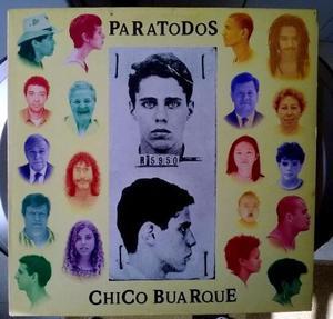 Lp paratodos - chico buarque - 1993