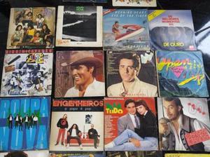 Lp vinil lote 26 discos música brasileira e internacional 8aaf7fd242f