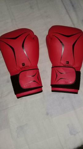 Luva de box ou muay thai